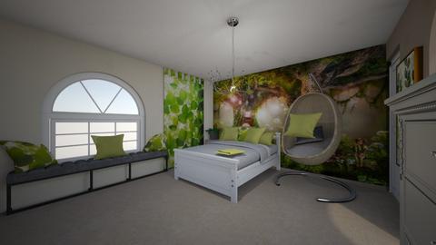 Nikkifairy2 - Bedroom  - by arizonarobin