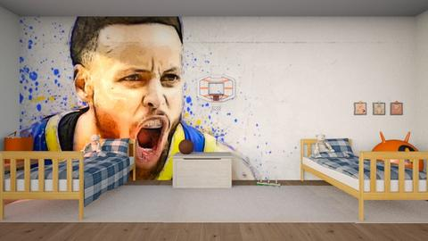 Sports room - Bedroom  - by its lia
