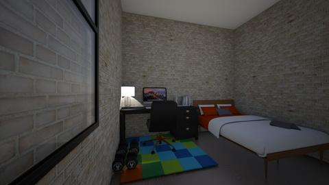 alaa - Minimal - Bedroom  - by alaadz13