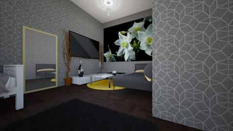 room - Bedroom  - by Ukakanko