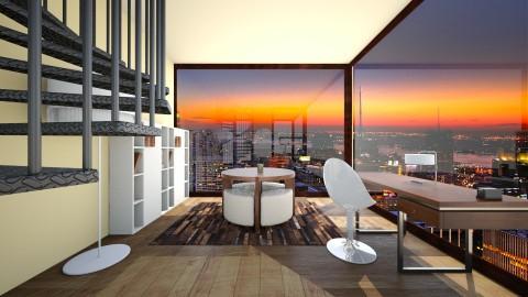 mine - Bedroom - by Komila J