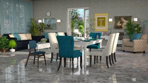 Jaya Calypso panorama - Eclectic - Living room  - by anchajaya