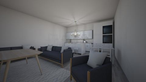 modern house - Modern - Living room  - by Julianna soto