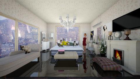 love - Bedroom - by apostolia79