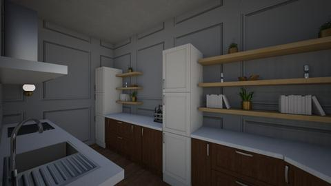 ID101A - Kitchen  - by bexb18