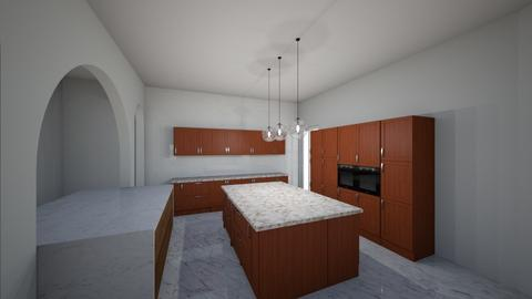 Byerly - Kitchen  - by poshinteriors