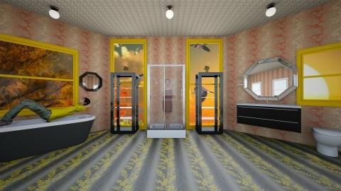 Bathroom - Minimal - Bathroom  - by lori gilluly