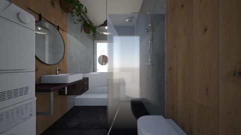 Bathroom Natural  - Bathroom  - by adoric