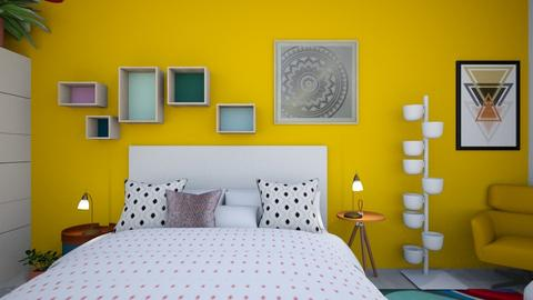 mpb - Bedroom - by hello hi hello