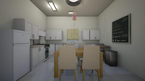 Compact Kitchen - Kitchen  - by mspence03