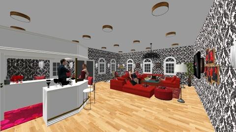 my dream living room - by irish15