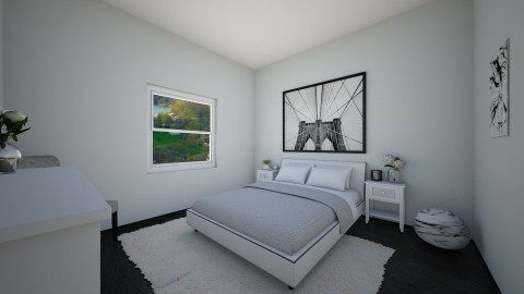 ttvs - Bedroom - by 20012162SP