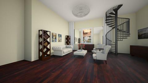 Beautiful Home - Living room - by popov_hristijan