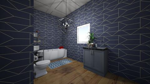 my first bathroom - Bathroom - by mattystew