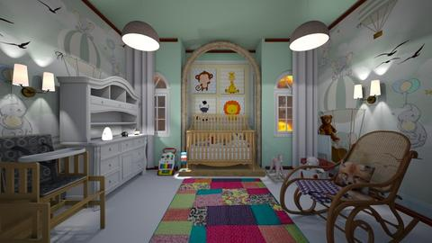 S B Nursery Contest - by lusfale