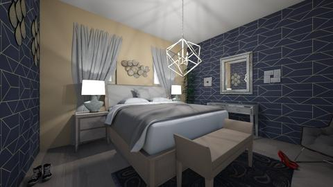 maximalism bedroom - Bedroom - by NWD