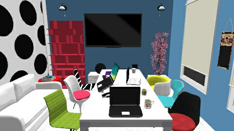 Brainstorming - Eclectic - Office  - by Silver9