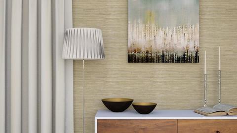 Silent - Minimal - Living room  - by HenkRetro1960