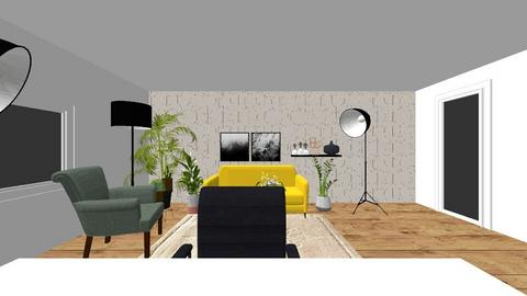 Studio Buorren 18 - Office  - by Liannehnl