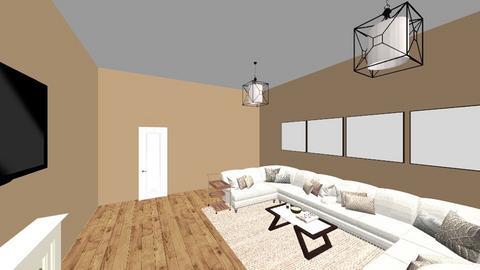 Neutrals Living room - Living room - by EllaNaznin