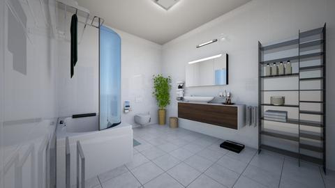 BATHROOM1 - Bathroom  - by pommypurin