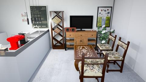 MAY - Vintage - Office  - by Trung Dang