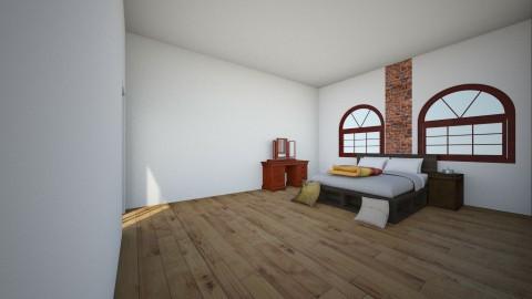 Duhia_Bedroom4 - Modern - Bedroom  - by Kyaraema