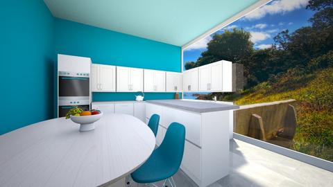Modern Kitchen - Modern - Kitchen  - by Agamanta