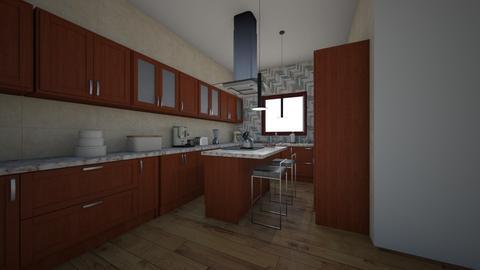 mmmmmm - Kitchen - by Ana Monteiro