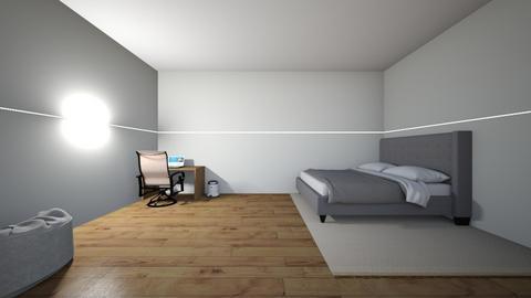 Maths HP Task - Bedroom  - by Kimberlee Huynh