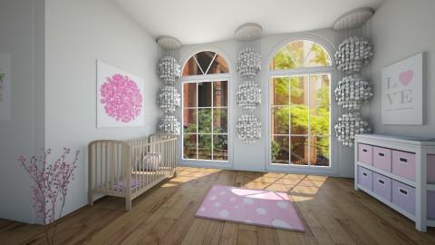 new york girls room  - Kids room - by kaylers101