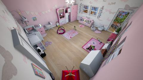 family home 202 - Modern - Kids room  - by Stavroula Chatzina