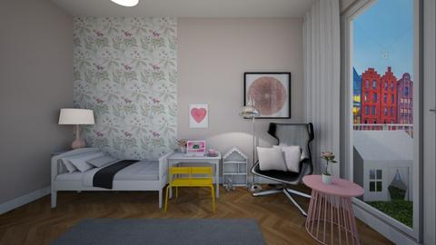06 11 20 - Eclectic - Kids room  - by agnieszka_giez