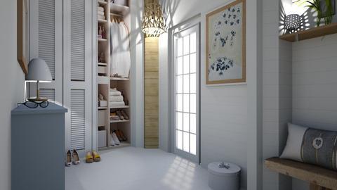 Walk in Closet - by rasty