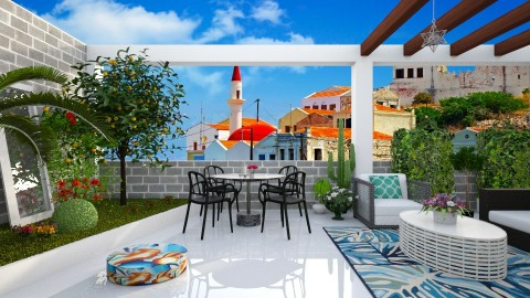 The Roof Room - Modern - Garden  - by 3rdfloor