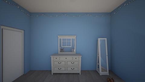 wall 1 - Bedroom  - by iliango