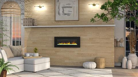 Boho LivingRoom - Living room  - by ItsKalaniOfficial