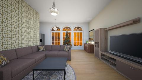 Almost - Classic - Living room  - by Twerka