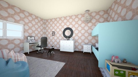 Jessicas room - Bedroom  - by jessica765432