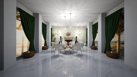 Maltese Luxury - Living room  - by victorian girl