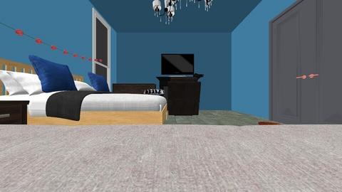 god like - Bedroom  - by oreljaem25