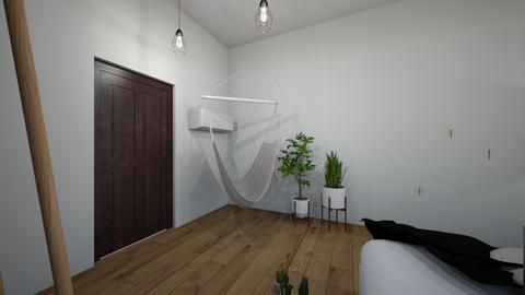 bedroom - Bedroom - by EmaChocholackova