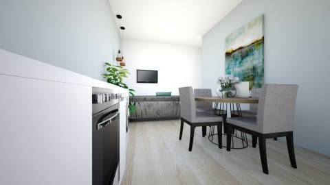 Kitchen 1 - Minimal - Kitchen  - by jdchanel