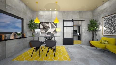 YELLOW - Office  - by susilva