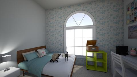 dev room - Bedroom - by hopepumphrey