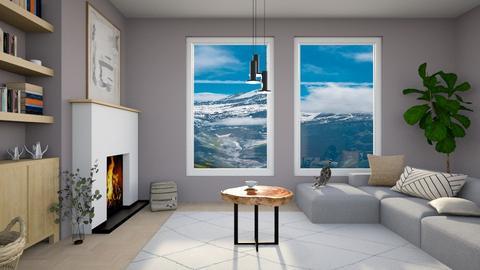 minimalist living - Living room  - by elia07