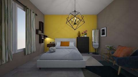 jkokol - Bedroom - by rahmadaniah06