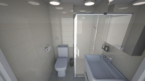 Bath_area crema - Bathroom  - by boobidoo_4