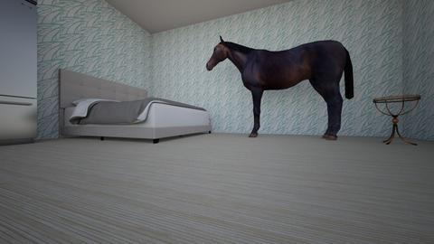 caballo - Kids room  - by Pablo3627