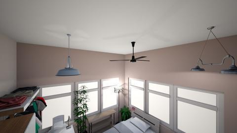 topview - Bedroom  - by sunshiyane